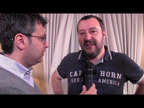 """Governo, Salvini risponde a Di Maio: """"Accordiamoci su un nome terzo"""""""