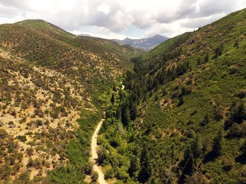 Abeytu Gold 20 acre Placer Mining Claim on Indian Creek in Utah