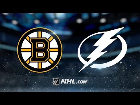 Rask, Krug power Bruins to 3-0 win against Lightning