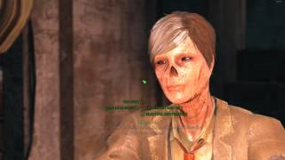 Fallout 4 Daisy, Pre-War Ghoul