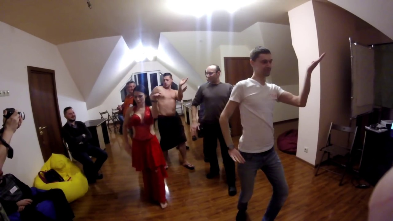 Танец живота для девушек