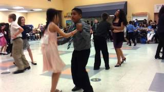 """Dancing like the stars"" Desert Mirage Elementary"