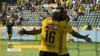 Young Boys - Zürich 4:0 05.08.2018