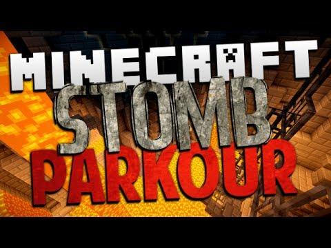 Minecraft Stomb Parkour: Deel 1 - Goue Pik!