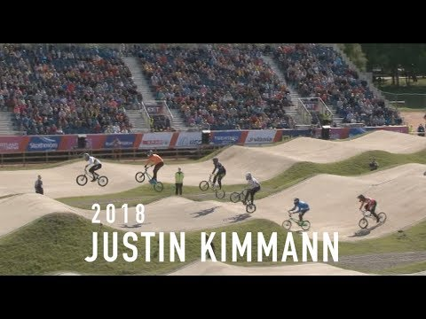 JUSTIN KIMMANN 2018