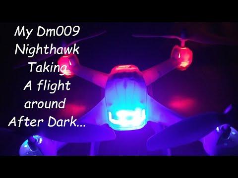 Dm009 night flight off my back porch