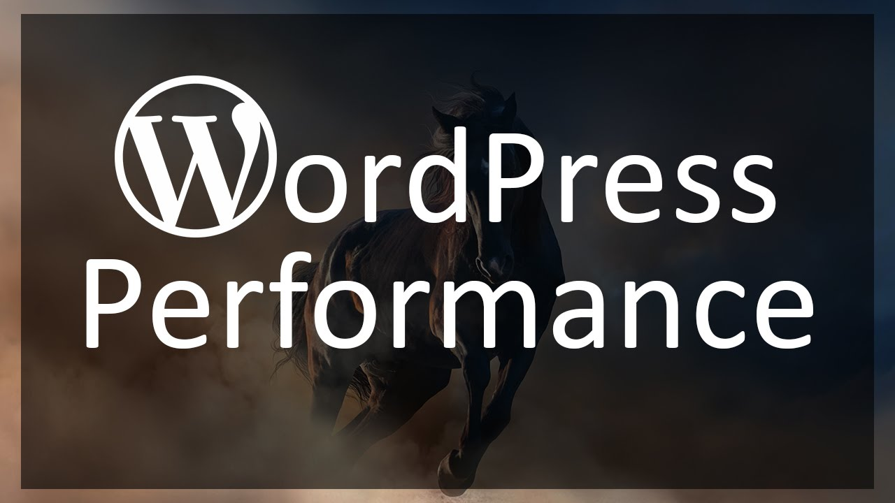 How to Speed up your WordPress Website - YouTube