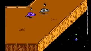 Galaxy 5000  Short Gameplay (NES)