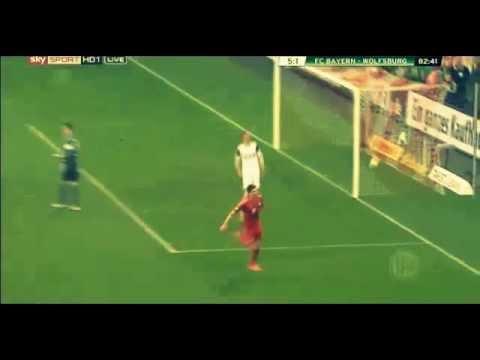 Bayern München vs Wolfsburg (6-1) | Alle Tore & Highlights | DFB Pokal | 16.04.2013