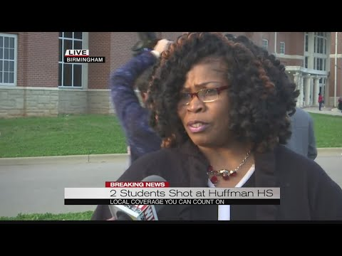 A Huffman High School mother speaks