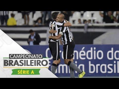 Melhores Momentos - Botafogo 2 x 0 Flamengo - Campeonato Brasileiro (10/09/2017)