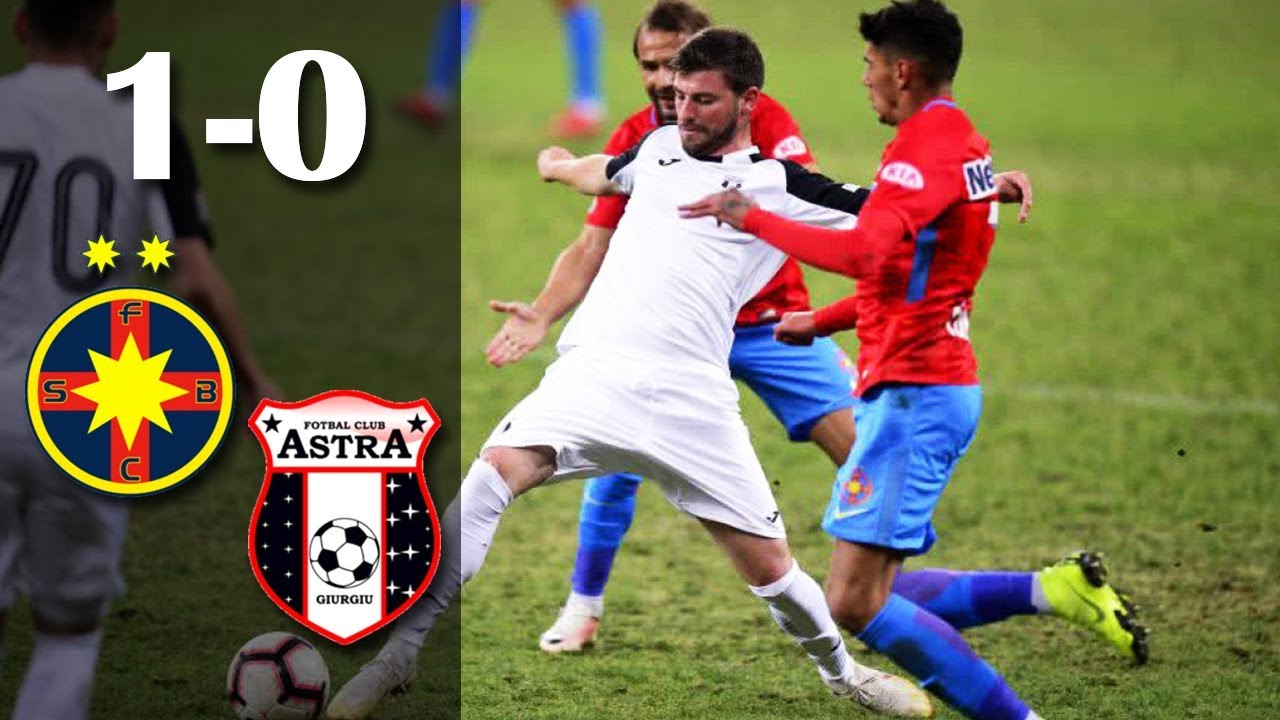 FCSB - Astra 1-0, ce a declarat Teja / Etapa 7 Play Off ...  |Astra- Fcsb