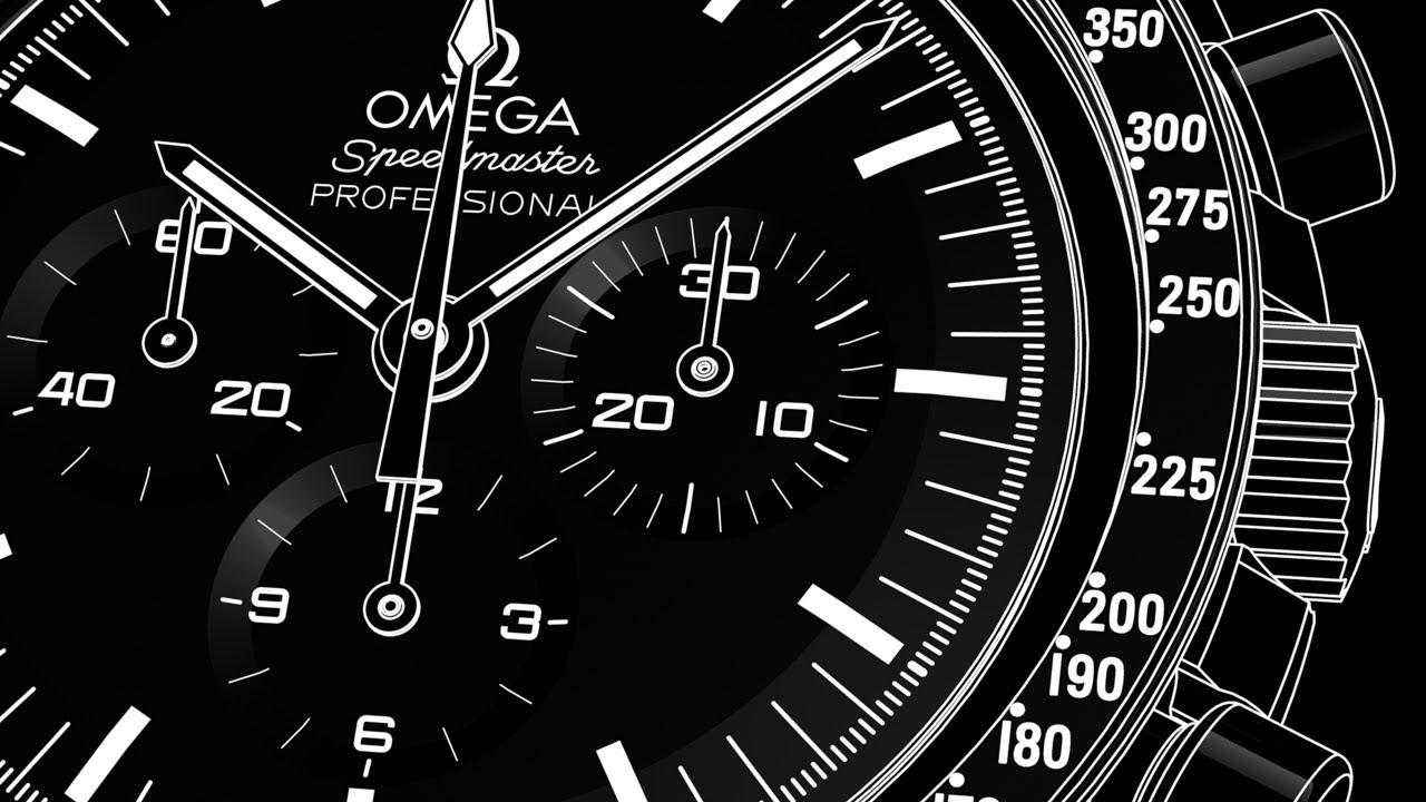 omega speedmaster calibre 1861 1863 video manual youtube rh youtube com Moon Phase Watch omega speedmaster x-33 owner's manual