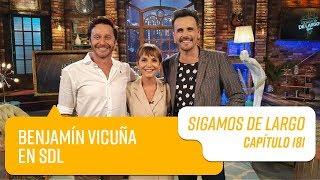 """Capítulo 181: Benjamín Vicuña y su película """"Pacto de Fuga"""" en SDL   Sigamos de Largo 2020"""