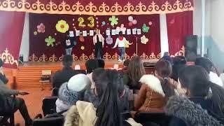 Дженни Соло (выступление)