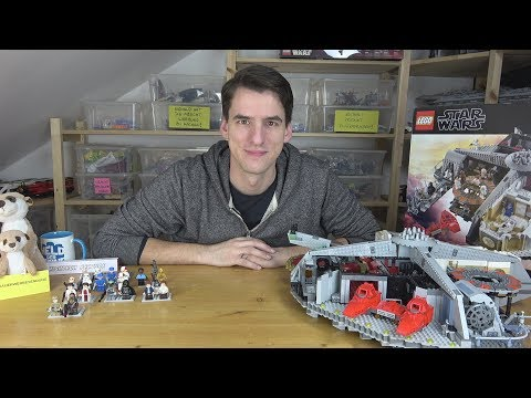 Die erwartete Katastrophe! LEGO® Star Wars 75222 - Verrat in Cloud City