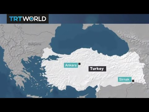 Breaking News: Turkish military helicopter crashes in Sirnak province