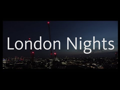 London Nights exhibition opens at The Museum of London 2018