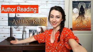 Author Reading - To Ashes We Run