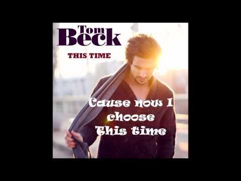 Tom Beck This Time Instrumental Karaoke