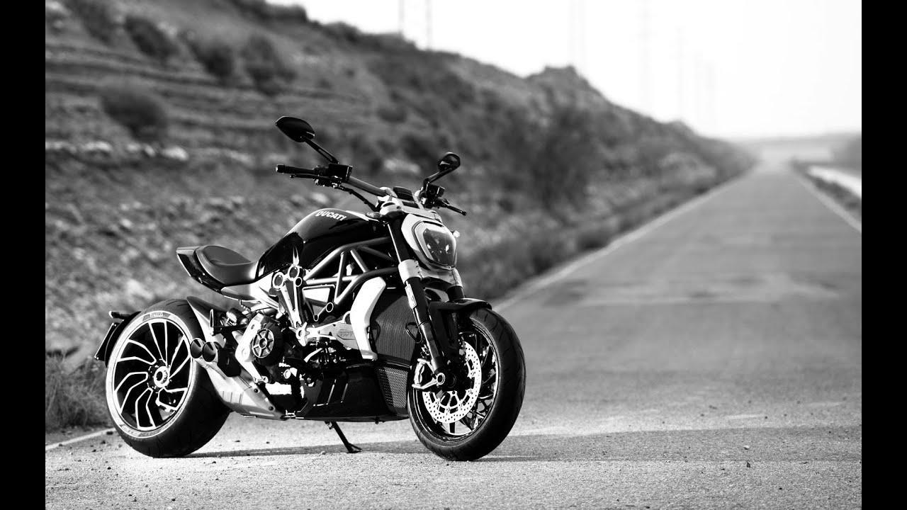2016 Ducati Diavel X Demo Ride
