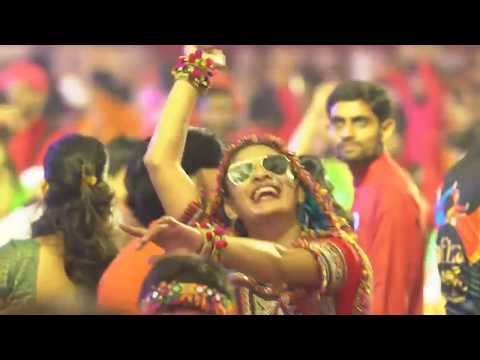 DAY 1 Ofira Navratri 2017 United Culture (VR Make) Surat Best Navratri Aishwarya Majmudar