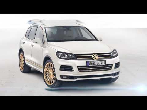 AUTONEW16 RU Volkswagen Touareg тюнинг и аксессуары с доставкой по России.
