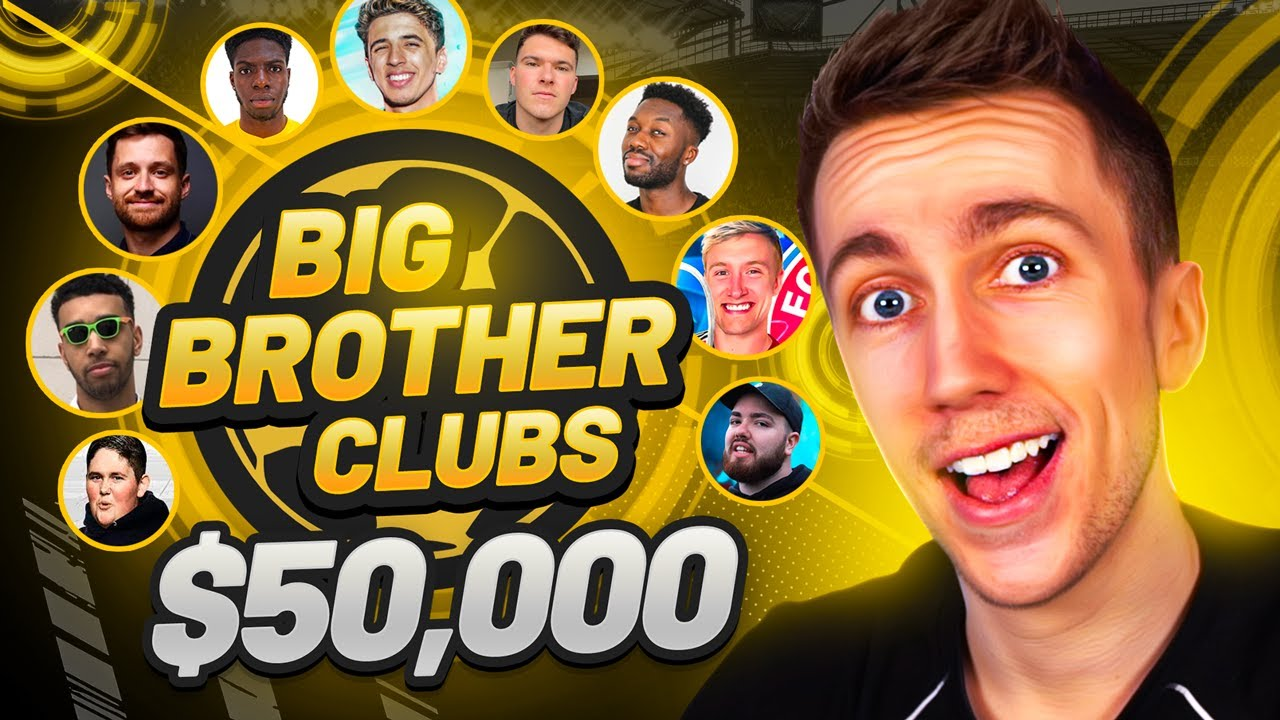 Download $50,000 BIG BROTHER CLUBS!