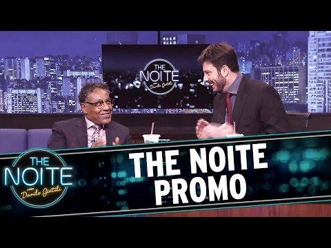 The Noite Com Danilo Gentili - Promo