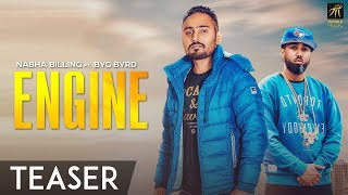Teaser   Engine   Nabha Billing feat. BYG BYRD   Releasing On 12th Oct    Humble Music