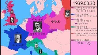 유럽 주요 국가의 역사 [지도자 변화](1860~)