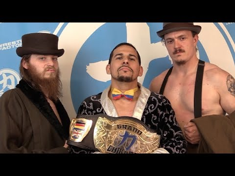 CHIKARA: King of Trios Report #7