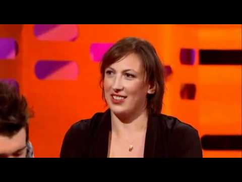 Adele on The Graham Norton Show