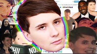 Repeat youtube video The Top Dan Memes of 2015
