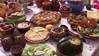 Праздник русской кухни в Алексеевке