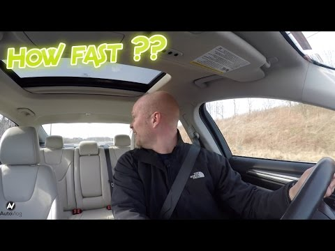 Thumbnail: How fast can you drive in REVERSE ? (Faster than you think)