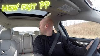 How Fast Can You Drive In REVERSE ? (Faster Than You Think)