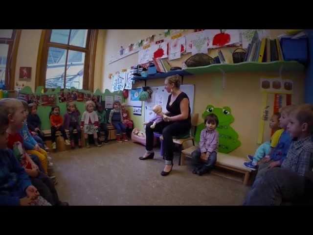 Kleuterschool De Krokodil -  Een Dagje In De Klas Van Een Kleuter