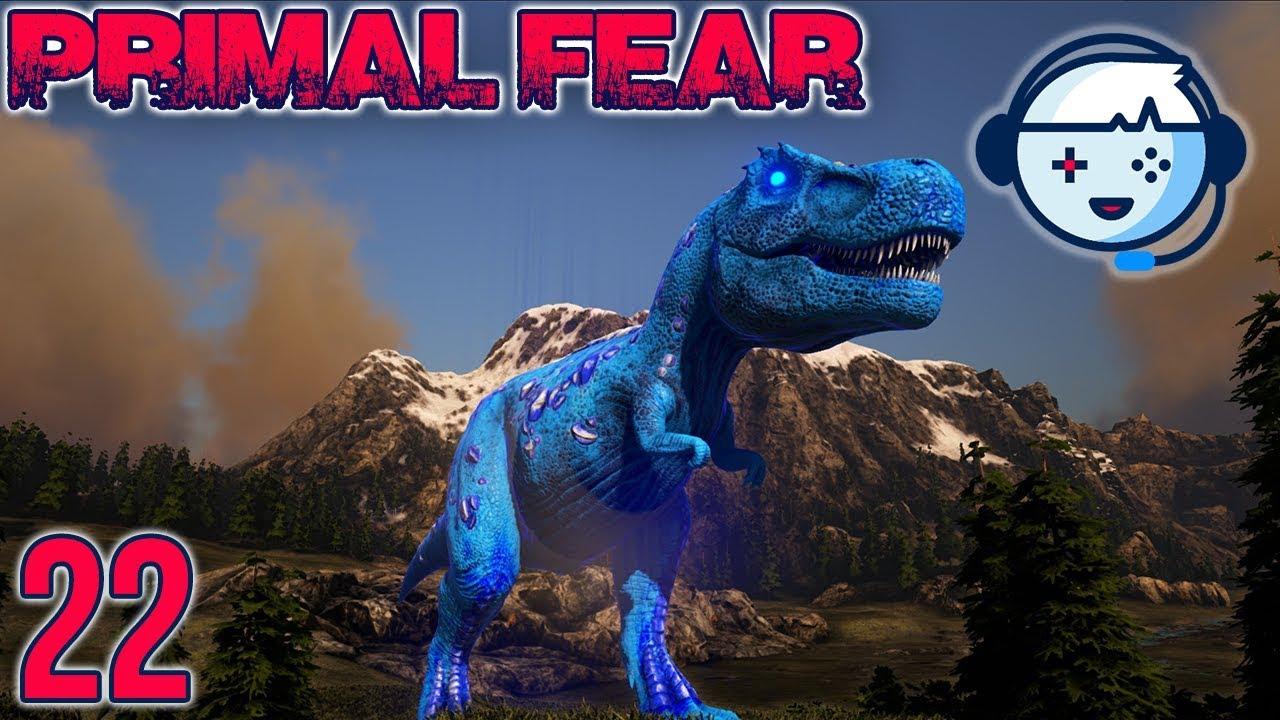 How to Tame a Celestial Rex! | Primal Fear: Ragnarok | Ark: Survival  Evolved | S1:Ep22