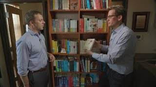 John Green on how he deals with obsessive-compulsive disorder and 'thought spirals'