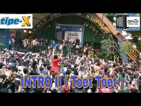 Tipe X ' INTRO ' Taman Topi Bogor cerita Tahun lalu