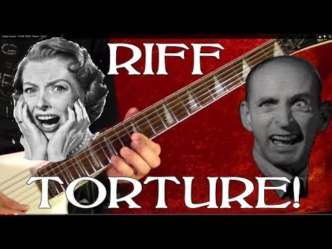 10 Riffs That TORTURED Teen Guitarists Parents! 🔷
