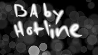Baby-Hotline [Animation Mem] #blackandwhite [90 ABS special]
