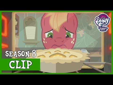 Big Mac Makes a Pie for Sugar Belle (The Break Up Break Down) | MLP: FiM [HD]