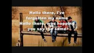 Forgotten Your Name lyrics