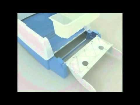 How To Assemble The LitterMaid Self-Cleaning Litter Box...