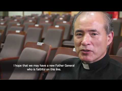 GC 36 Interview with Fr Chong Che-chon John SJ, Provincial, Korean Jesuit Province