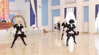 Лезгинка на свадьбу от школы танцев ТЭМО, Астана