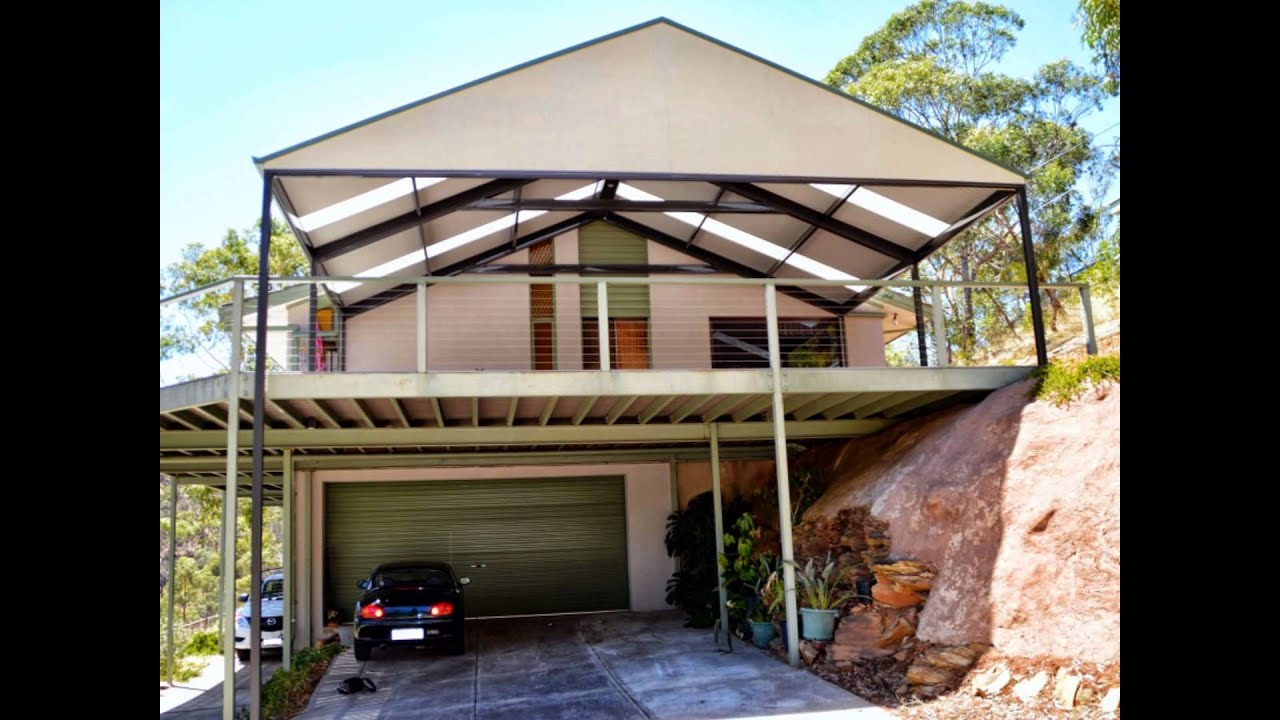 DMV Outdoor Solutions | Carport, Pergola, Verandah and Patio - YouTube