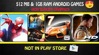 512 Mb Ram Games Android